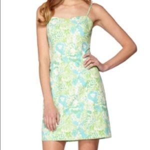 Lilly Pulitzer It's A Zoo Sundress with Tie